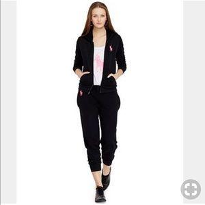 *NWT Ralph Lauren Jacket + Sweatpants Set